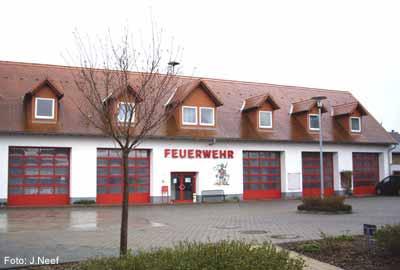 Feuerwehr Machern
